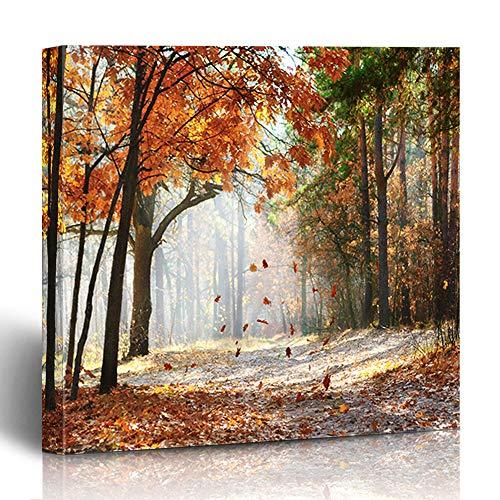 (Ahawoso Decor Canvas Print Wall Art Painting 16
