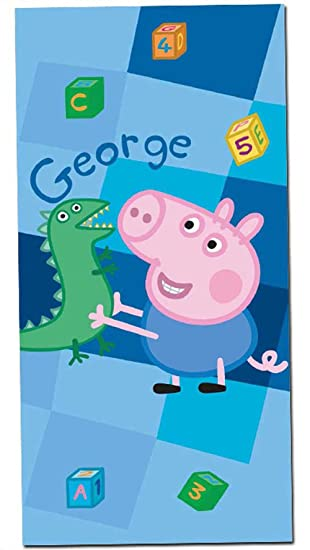 Toalla Playa Peppa Pig - George