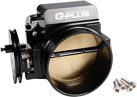manifold adapter plate for 92MM THROTTLE BODY GM GEN III LS1 LS2 LS6 LSX LS4