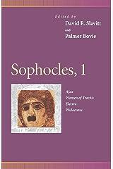 Sophocles, 1 : Ajax, Women of Trachis, Electra, Philoctetes (Penn Greek Drama Series) Paperback