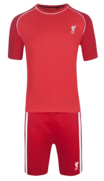 091e4273c Chicos - Oficial Liverpool Football Club Retaco Conjunto Pijama PJ Ropa De  Dormir (6-