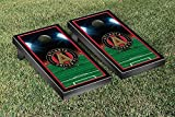 Atlanta United FC MLS Soccer Regulation Cornhole Game Set Soccer Field Version
