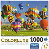 Colorluxe 1000 Piece Puzzle - Balloons Take Flight By Mike Jones