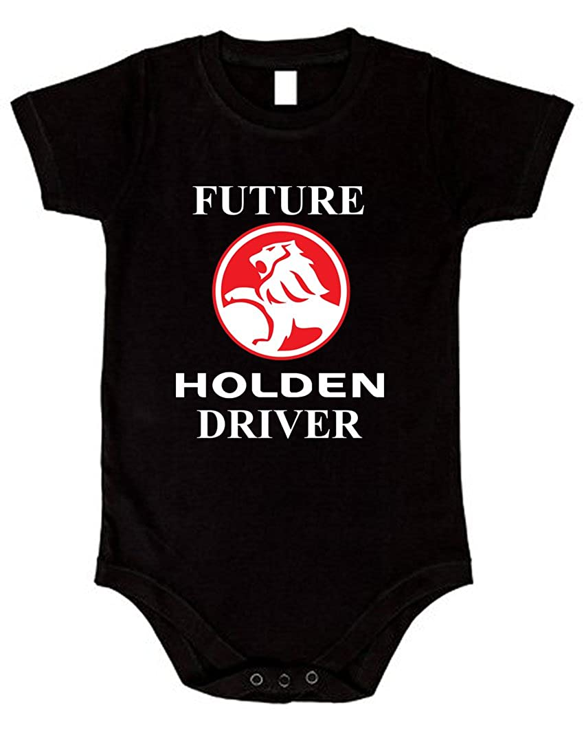 Rare New Future Holden Driver Baby Clothes Cotton Funny Bodysuit Onesie Romper