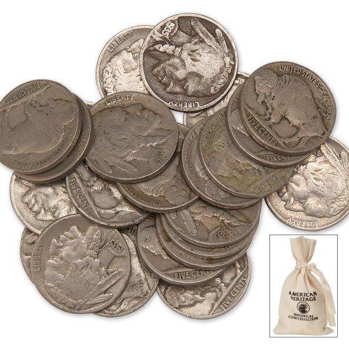 Buffalo Nickel Collection, Outdoor Stuffs