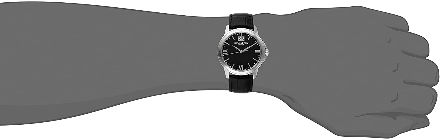raymond weil tradition mens watch 5476 st 00207 amazon co uk watches