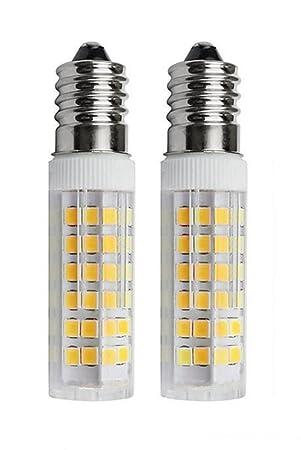 SFTlite [2 unidades] E14 SES Bombilla LED 5W–500lm–Blanco Cálido 3000K
