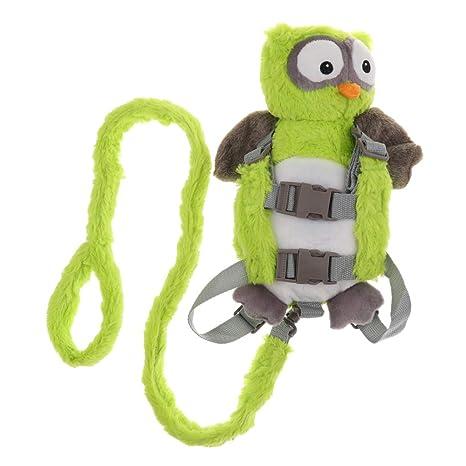 B Baosity - Mochila infantil con arnés de seguridad para pañales ...