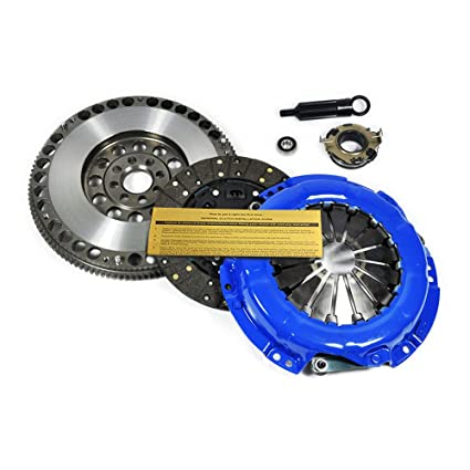 Amazon.com: EFT STAGE 1 CLUTCH KIT+FORGED LIGHT FLYWHEEL CELICA ALL-TRAC MR2 TURBO 2.0L 3SGTE: Automotive