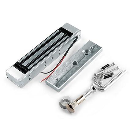 OBO Hands 350lbs cerradura eléctrica magnética de la sola puerta para el sistema de control de