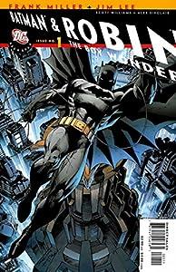All-Star Batman and Robin (2006) #1 VF/NM Jim Lee Batman Cover A Frank Miller