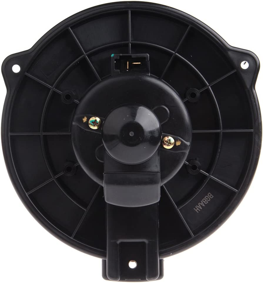 ROADFAR Heater Blower Motor 312-58012-000 Air Conditioning Blower Motor With Fan Cage Fit for 2004 2005 Lexus RX330 2000 2001 2002 2003 2004 Toyota Avalon
