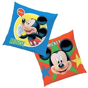 Mickey Mouse Expressions | Almohada 40x40 cm | Disney Niños ...
