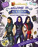 Welcome to Auradon: A Descendants 3 Sticker and