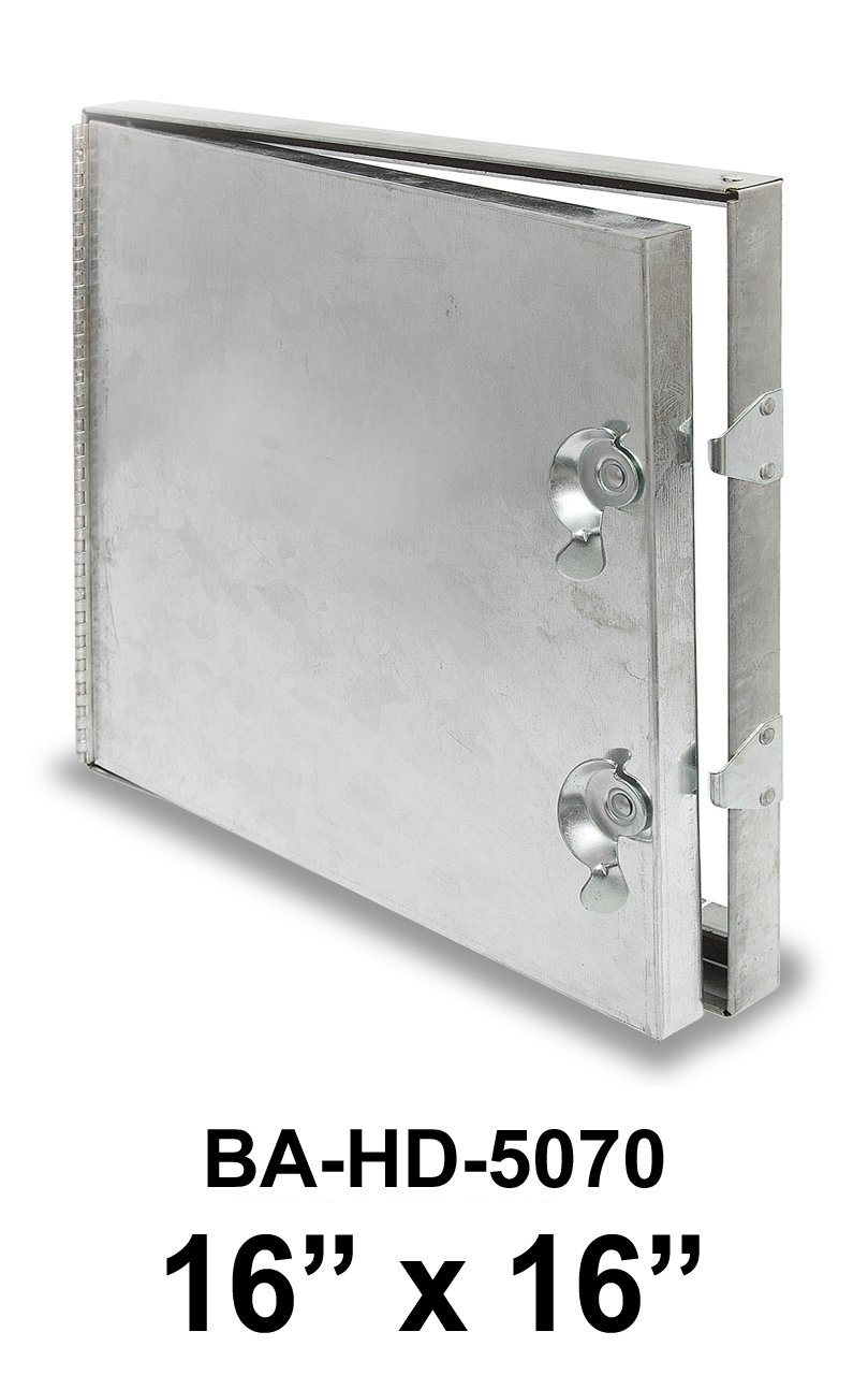 16'' x 16'' Hinged Duct Access Door