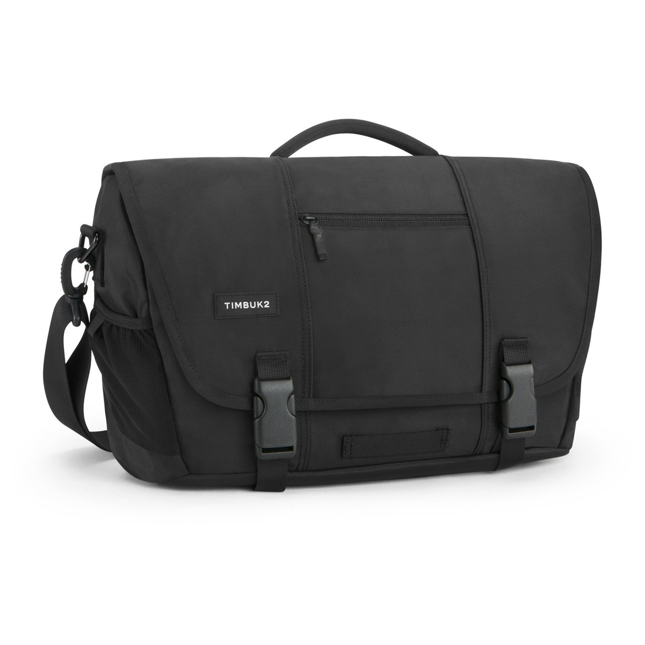 Timbuk2 Commute Messenger Bag, Black, Medium