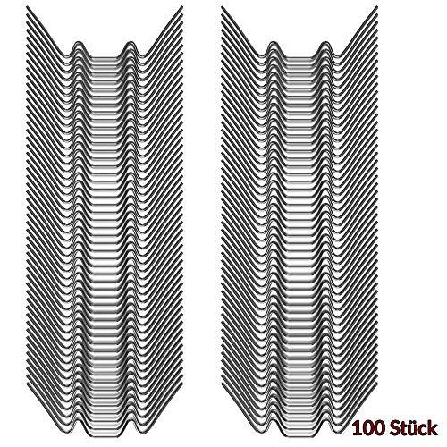 Deuba Gewachshaus Klammern 100 Stuck Vorteils Set Bis 6mm