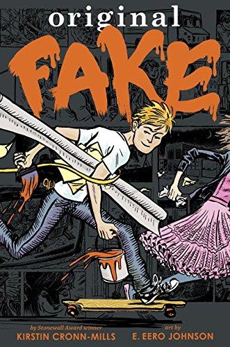Book Cover: Original Fake
