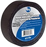 Intertape Polymer Group 5638 Cloth Gaffers Tape, 1.88-Inch x 60-Yard, Black
