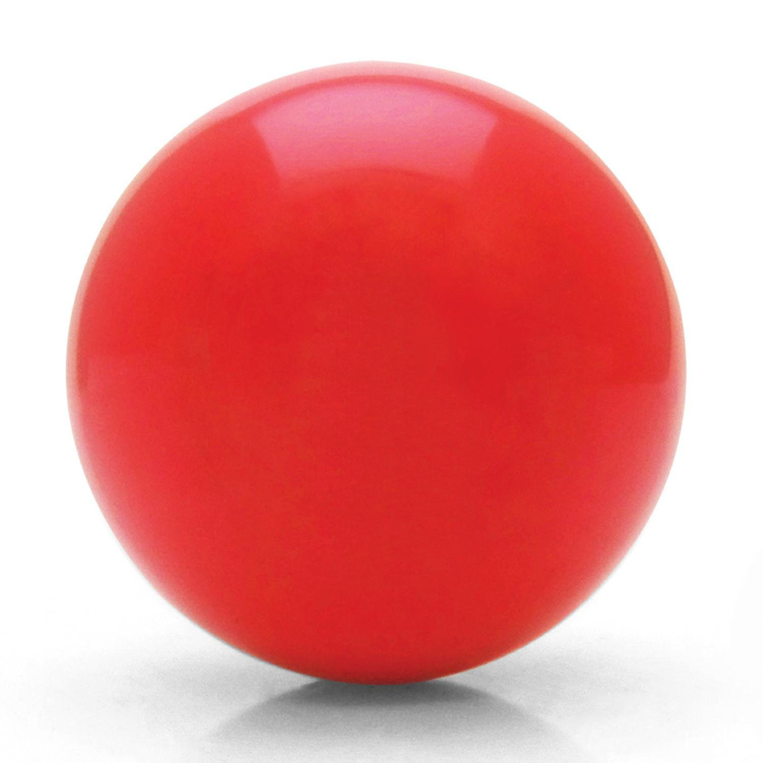 Pink Ball 14 American Shifter 94473 Red Shift Knob with M16 x 1.5 Insert