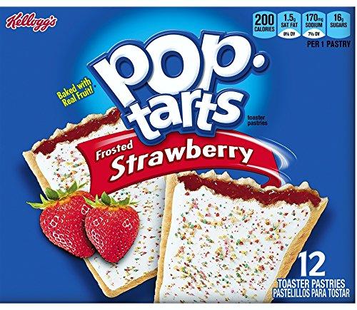 038000317309 - Kellogg's Pop Tarts Toaster Pastries - -31732 carousel main 0