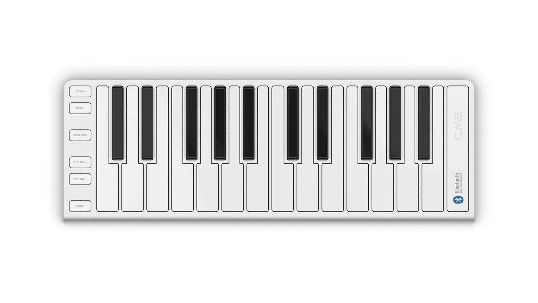 CME, Xkey Air 25-Key Bluetooth MIDI Controller - Best Bluetooth MIDI Controller