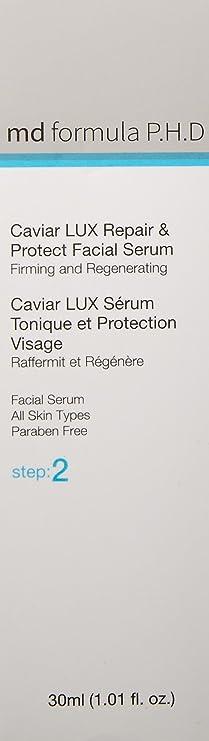 MD Formula PHD Caviar Lux Repair and Protect Facial Serum, 30 Gram
