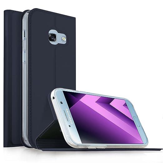 3 opinioni per Samsung Galaxy A3 (2017) Flip Cover, iBetter Super Slim Perfect Fit Premium Hard