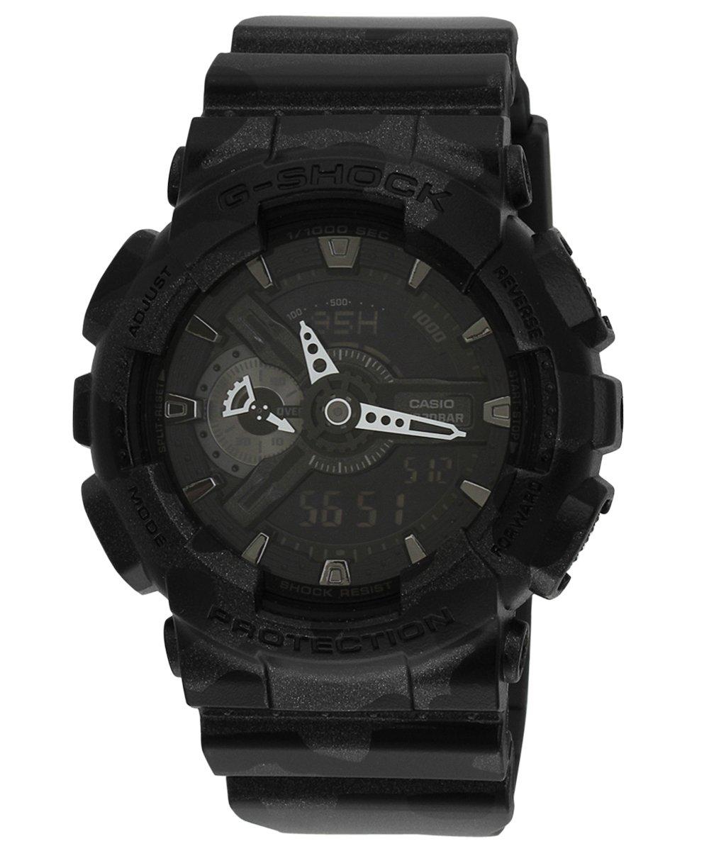 Casio G-Shock GA-110CM-1A Camouflage Series Analog Digital Watch