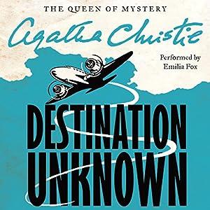 Destination Unknown Audiobook