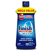Deals on Finish Jet-Dry Rinse Aid Dishwasher Rinse & Drying Agent 23oz