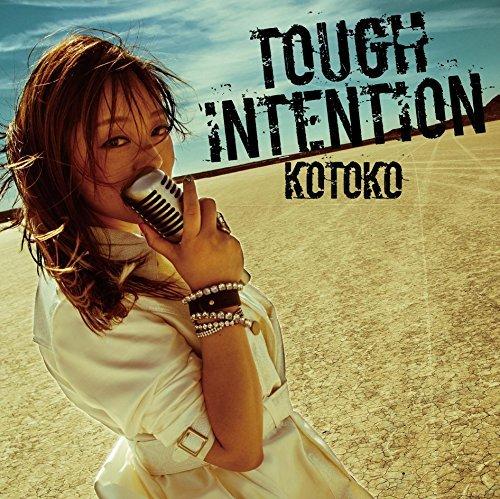 Kotoko - Shirogane No Ishi Argevollen (Anime) Intro Theme: Tough Intention (CD+DVD) [Japan LTD CD] 10005-05159 by Kotoko
