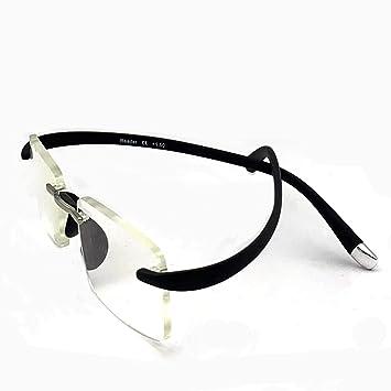 Amazon.com: Laura Fairy - Gafas de lectura, sin llantas ...