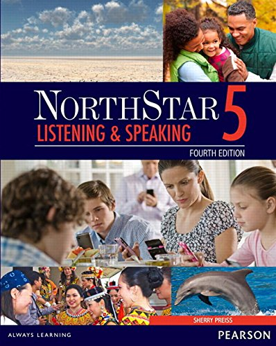 NorthStar Listening and Speaking 5 with MyLab English (4th Edition)