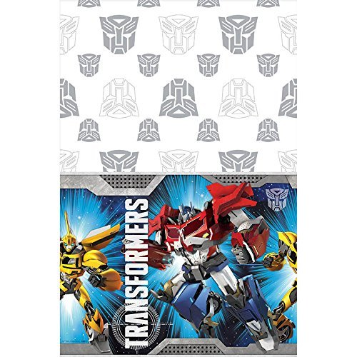 Transformers Printed Tablecover 54