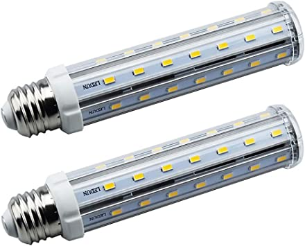 10W T10 Tubular LED Corn Light Bulb 3 Way LED Dimmable Medium Screw Base E26