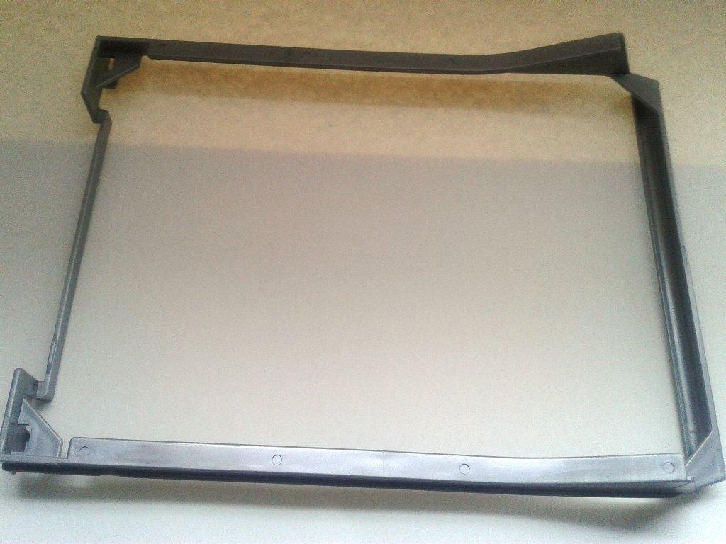Bosch Siemens Neff Rahmen Halterung 671459 für Schublade Kühlschrank