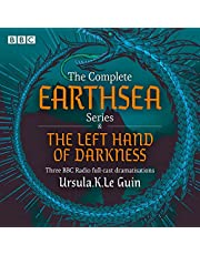 The Complete Earthsea Series & The Left Hand of Darkness: 3 BBC Radio Full Cast Dramatisations