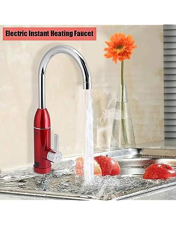 Grifo de Calentador Eléctrico de Agua Instantáneo para Cocina 220V 3000W