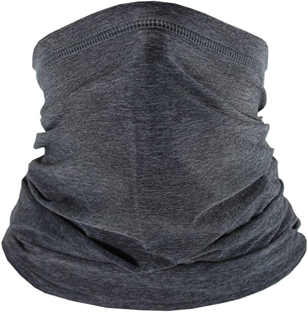 Cooling Neck Gaiter/Face Scarf/Summer Neck Cover/Face Cover for Sun Hot Summer Cycling Hiking Fishing