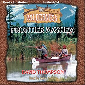 Frontier Mayhem Audiobook