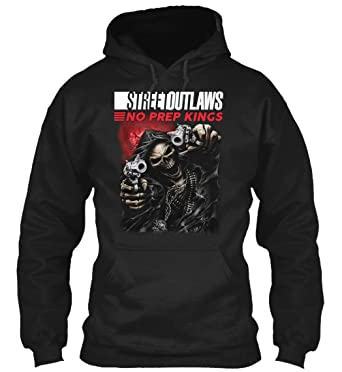 Amazon com: Nests Can - Street Outlaws no prep Kings - Hoodie - Buy