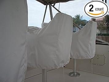 Amazon.com: Coco Asiento de barco fundas de silla, 600d lona ...