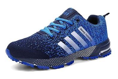 a3d4f99807714 JiYe Men's Women's Athletic Shoes Tennis Jogging Walking Fashion  Sneaker,Running Shoes
