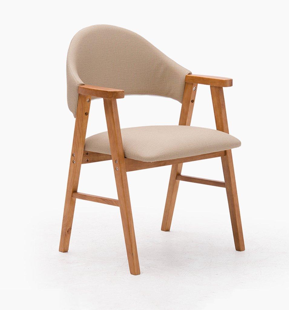 anti-humpback taburete silla, madera maciza silla de comedor ...