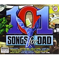 101 SONGS FOR DAD - VARIOUS ARTISTS