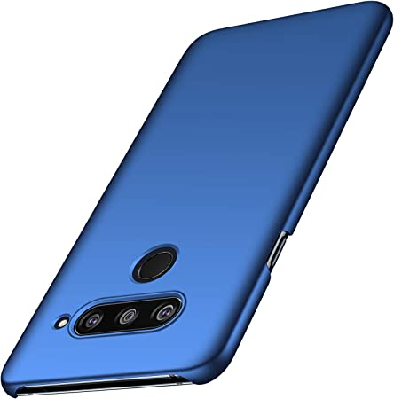 anccer Funda LG V40 ThinQ [Serie Colorida] [Ultra-Delgado] [Ligera ...