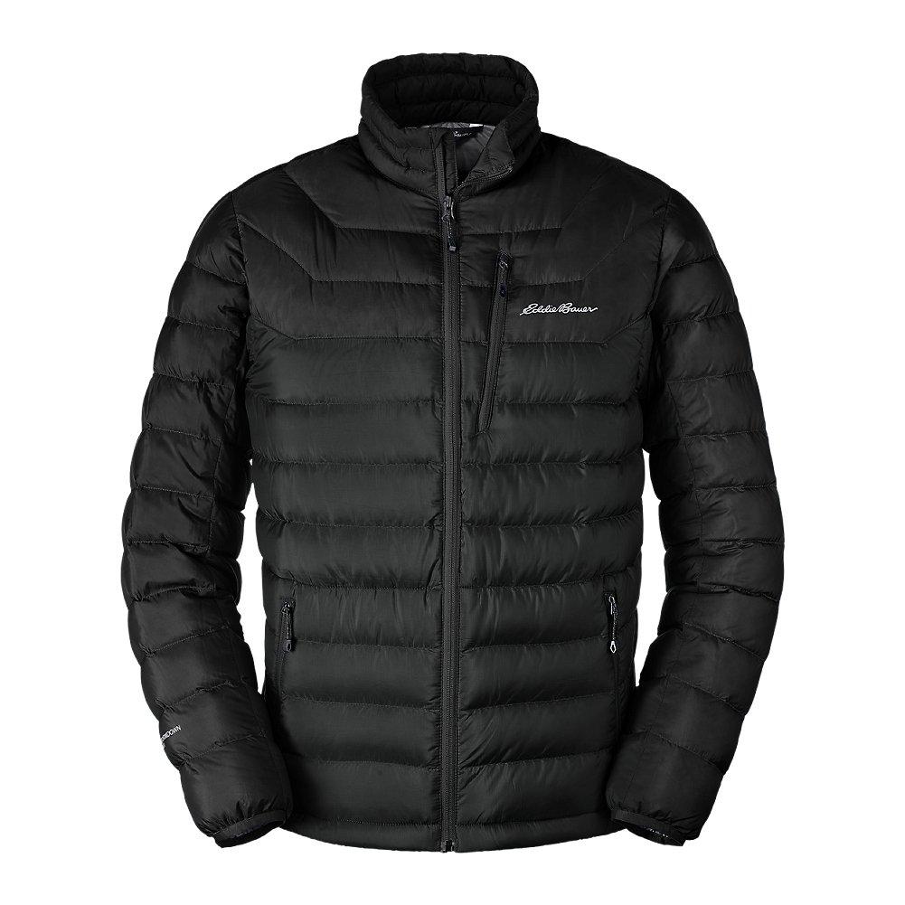 Eddie Bauer Men's Downlight StormDown Jacket, Black Regular M by Eddie Bauer