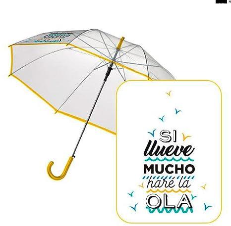 Paraguas 58 cms. automático Baggy OLA M.AM # AST6327