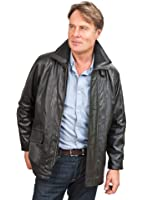Dino Mens Leather Jacket